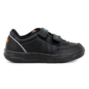 Topper / X Forcer Kids / Velcro / Cuero / Deporfan