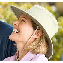 Sombrero Charter De Protección Upf 50+ Pesca, Golf, Viaje