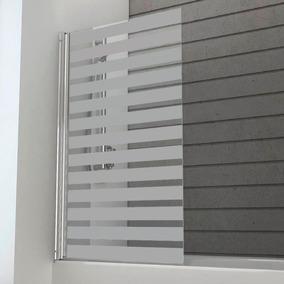 Herrajes para mampara de ducha vinilos decorativos en for Vinilos decorativos vidrio