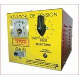 Elevador De Tension 4kva 4kw 110-220 Volts Estavilizador