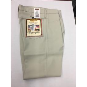 Pantalon Wrangler Poliester Vaquero