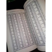 Libro Baldor Allen Tablas Matematicas