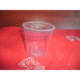 Envase Plast C Tapa 7onz Helado/yogurth/quesillos/gelatina