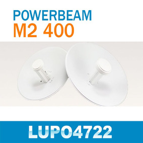 Ubiquiti Powerbeam M2-400 18dbi Litebeam Loco