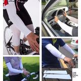 Edumika-mangas Protectoras - Protección Uv Auto/moto/deporte