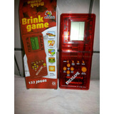 Mini Game Portátil Brink Game 132 Em 1