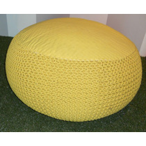 Puff Decorativo 80x50cm