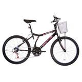 Bicicleta Bristol Peak A24 Preta Br242o- Houston