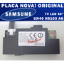 Placa Wi-fi Wifi - Internet Samsung Nova - Tvs 40 Un40h5103