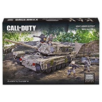 Juguete Mega Bloks Call Of Duty Armadura Pesada Outpost