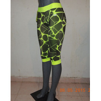 Pantalon Deportivo Para Dama (pescador)