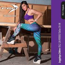 Coordinado De Legging Y Top, Ropa Deportiva, Moda Colobiana