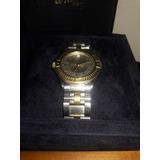 Baume And Mercier Oro 18 Kl Caja Folleto Etuche Original