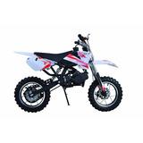 Super Mini Moto Cross Pneus Aro 10 Partida Rápida!!!
