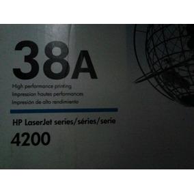 Toner Hp 38a 4200