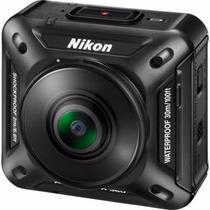 Câmera De Ação Nikon Keymission 360 4k + Cartão Memória