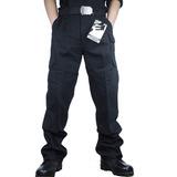 Pantalon Ranger Azul Marino Marca Gapsby Tallas 34 Y 36