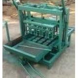 Planos Para Fabricar Máquina Ponedora De Bloques De Cemento