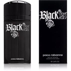 Perfume Black Xs Masculino 100ml Edt 100% Original Lacrado