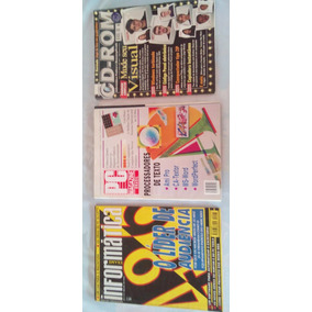 3 Revistas De Informática De 1993 - 1994 - 2003