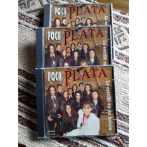 Grupo Poca Plata La Escribi En Un Boleto Cd Nuevo!!!