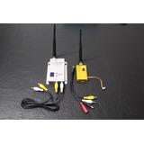 Transmisor Inalambrico Video Audio Camara Cctv Largo Alcance