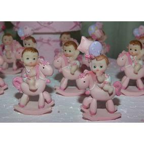 Bebe Souvenir Baby Shower Bautismo Cumpleaños 1 Añito 10un