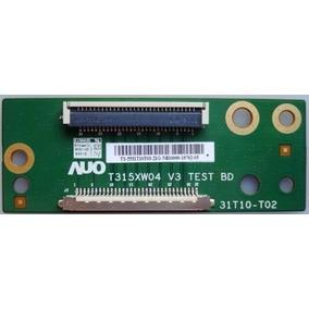 Placa Adaptador Tv H-buster Hbtv-32d05hd T315xw04 V3