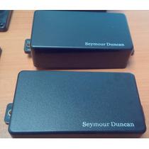 Seymour Duncan Blackout Set N/b Activas Pro Hb-105