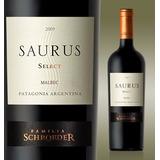 Saurus Select Malbec Y Cabernet Sauvignon. Oferta Zona Sur