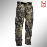 Pantalon Cargo Camuflado Bosque 3d Marca Suri