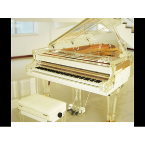 Piano De Cristal (acrilico)