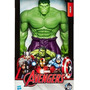 Hulk. The Avengers 12 Pulgadas. Hasbro. Marvel