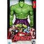 Hulk. The Avengers 12 Pulgadas. Hasbro. Marvel