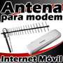 Antena 3g Celular Internet Modem Señal Cabinas Telefonicas