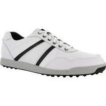 Kaddygolf Zapatos Footjoy Contour Casual Sólo 45 - 11.5 Usa