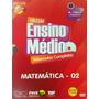 Coleção Ensino Médio Vidoaulas Complet Matemática 2 - 4 Dvd