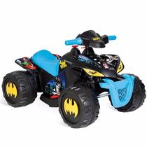 Quadriciclo Elétrico - 6 V - Batman - Bandeirante #