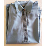 Blusas Camisas Dama Talle 44/46 Seda Fina Crepe Colores