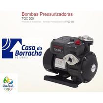 Bomba Automática Fluxostato Komeco Casas Cisternas Tqc200