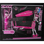 Monster High Draculaura Muñecas & Jewelry Box Set Ataúd