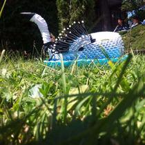 Cisne De Origami 3d Para Decoración
