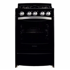 Cocina Patrick Cps1556nvs Negra 56cm