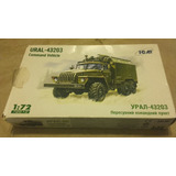 Ural - 43203 Command Vehicle A Esc 1/73
