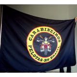 Bandeira Moto Clube Tam 140x200cm Arte Aplicada Dupla Face