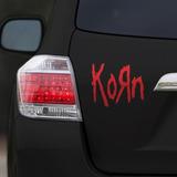 Sticker Auto Korn (d0174 Boleto Store)