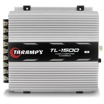 Módulo Amplificador Taramps Tl-1500 390w Rms 3x Rca + Frete