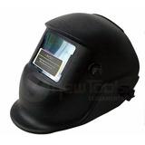 Máscara Auto Escurecimento Automático De 9 A 13 + Brindes