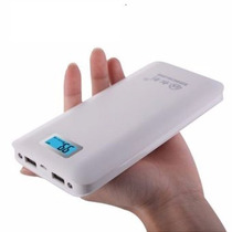 Cargador Portatil Universal Power Bank 30000mah Linterna Led