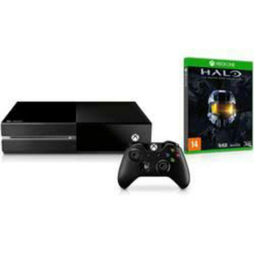 Console Xbox One Sem Kinect + Jogo Gears Of War - Ultimate